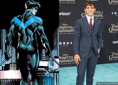 Titans: Los fans de Nightwing preocupados por si el culo de Brenton Thwaites estará a la altura