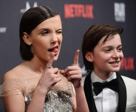 Stranger Things presentará su segunda temporada en el Festival de Sitges con la presencia de Millie Bobby Brown y Noah Schnapp