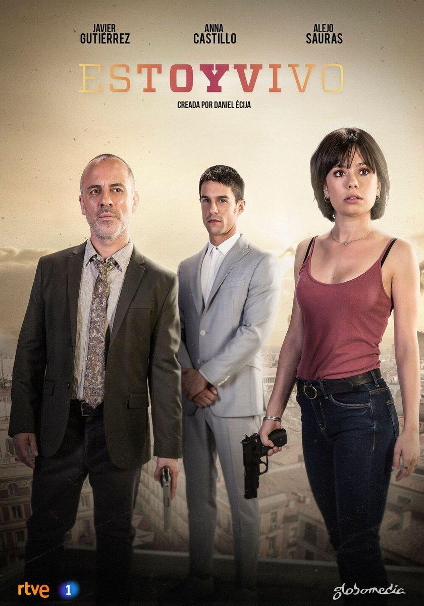 TVE estrena Estoy Vivo el Jueves 7 de Septiembre - Series Adictos