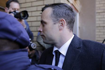South Africa Trials Pistorius Sentencing - Jul 2016