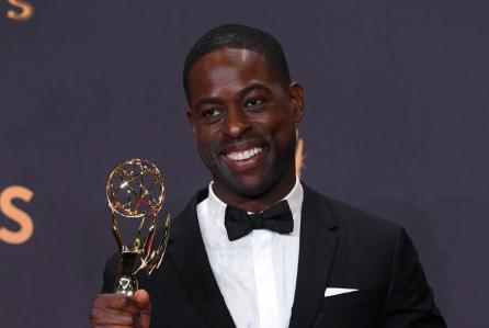 69th Primetime Emmy Awards, Press Room, Los Angeles, USA - 17 Sep 2017