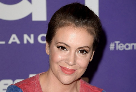 'Touch by Alyssa Milano' launch event, New York, USA - 23 Aug 2017