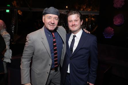 Ted Sarandos Netflix Screen Actors Guild Awards Nominee Toast, Los Angeles, USA - 28 Jan 2017