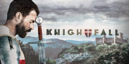 HBO estrenará en España Knightfall, serie sobre la Orden de los Templarios