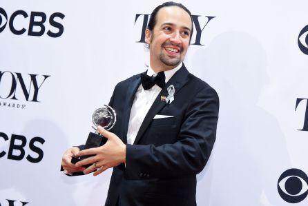 American Theatre Wing?s 70th Annual Tony Awards, Press Room, Beacon Theatre, New York, USA - 12 Jun 2016