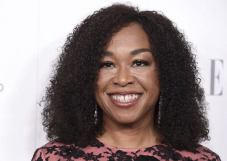 Mandatory Credit: Photo by Invision/AP/REX/Shutterstock (9139550hd) Shonda Rhimes arrives at the 24th annual ELLE Women in Hollywood Awards at the Four Seasons Hotel Beverly Hills, in Los Angeles 24th Annual ELLE Women in Hollywood Awards, Los Angeles, USA - 16 Oct 2017