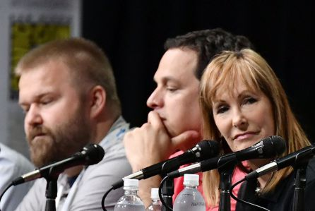 'The Walking Dead' TV show panel, Comic-Con International, San Diego, USA - 21 Jul 2017