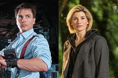 John Barrowman defiende la elección de Jodie Whittaker como nueva protagonista de Doctor Who