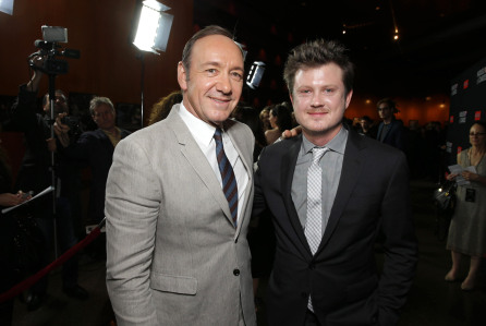 Netflix 'House of Cards' Season 2 Special Screening, Los Angeles, USA