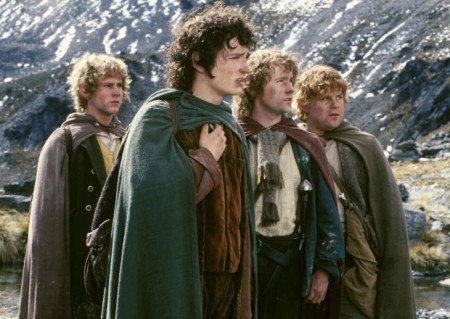 The Lord Of The Rings - The Fellowship Of The Ring - 2001