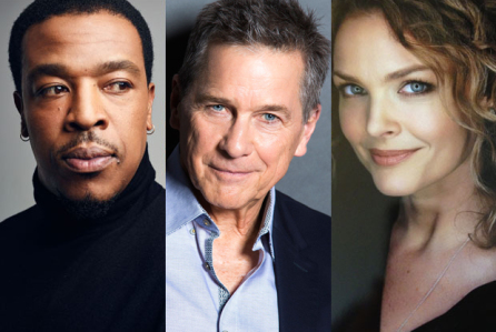 Russell Hornsby, Tim Matheson y Dina Meyer ficban por la ...