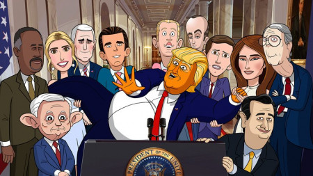 cartoonpresident