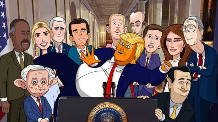 cartoonpresident