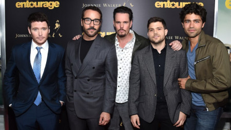 """Entourage"" New York Premiere"