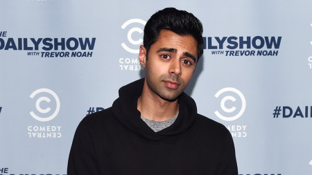 Mandatory Credit: Photo by Andrew Walker/Variety/REX/Shutterstock (5288409j) Hasan Minhaj 'The Daily Show with Trevor Noah' Premiere Party, New York, America - 22 Oct 2015