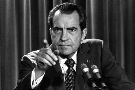 US Nixon Gun Control, Washington, USA
