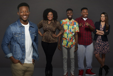 BRANDON MICHEAL HALL, YVETTE NICOLE BROWN, BERNARD DAVID JONES, MARCEL SPEARS, LEA MICHELE