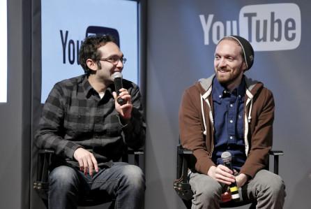 YouTube THR Panel, Park City, USA