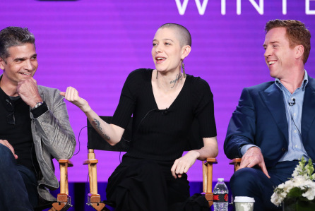 Showtime 'Billions' TV show panel, TCA Winter Press Tour, Los Angeles, USA - 06 Jan 2018