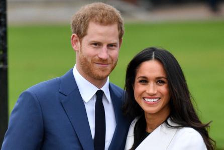 Prince Harry and Meghan Markle engagement announcement, Kensington Palace, London, UK - 27 Nov 2017