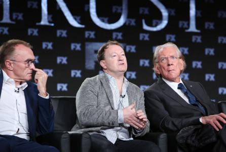 FX 'Trust' TV show panel, TCA Winter Press Tour, Los Angeles, USA - 05 Jan 2018