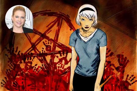Melissa Joan Hart opina sobre la nueva serie de Sabrina en Netflix