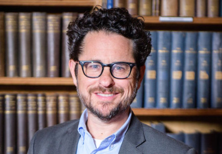 JJ Abrams at the Oxford Union, UK - 18 Oct 2017