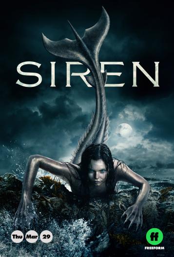 Freeform lanza poster y nuevo tráiler de Siren