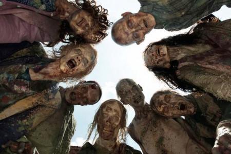 The Walking Dead contará con su primer caminante desnudo