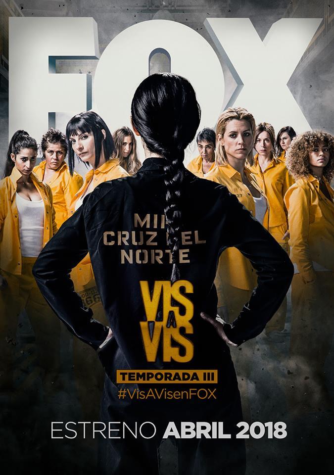 Vis a vis Temporada 3 Español Castellano 720p