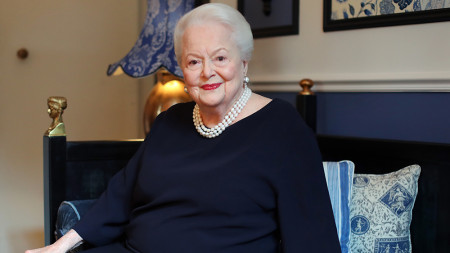 France Olivia de Havilland, Paris, France - 18 Jun 2016