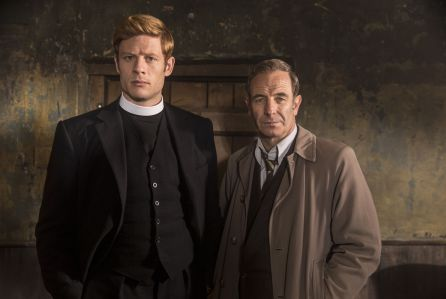 'Grantchester' TV Series - May 2017