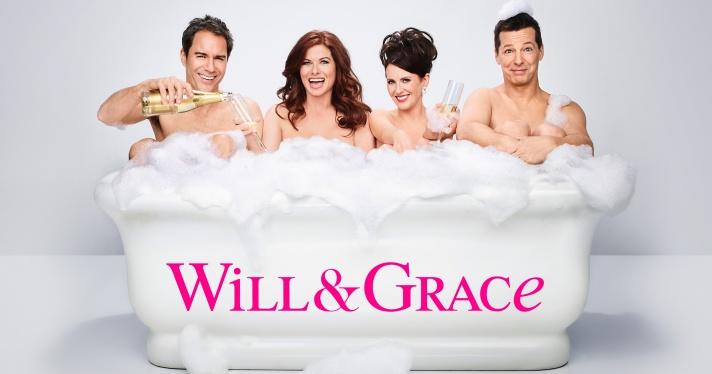 aa37a8685 En junio, llega a Movistar Series (dial 11) el esperado regreso de Will &  Grace, que vuelve once años después del final de la serie original.