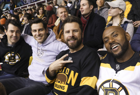 RON LIVINGSTON, DAVID GIUNTOLI, JAMES RODAY, ROMANY MALCO JR