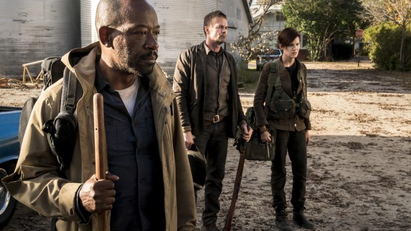 Actor de Fear The Walking Dead explica porqué ha querido dejar la ...
