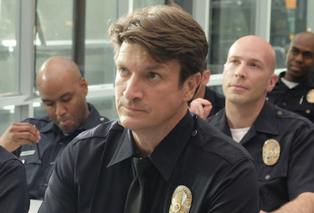 TITUS MAKIN, MELISSA O'NEIL, NATHAN FILLION