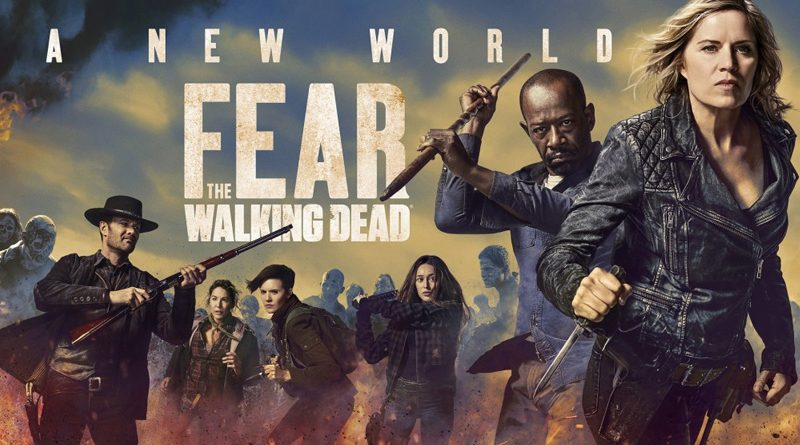 Fear the Walking Dead 4x15 Espa&ntildeol Disponible