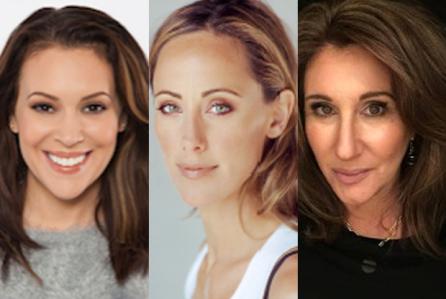Lifetime da luz verde a tres películas basadas en las novelas de Jane Green con Kim Raver como productora y Alyssa Milano como protagonista de la primera