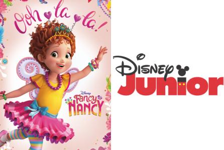Disney Junior renueva la serie infantil Fancy Nancy antes de su estreno