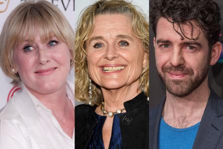 Sarah Lancashire, Sinead Cusack y Paul Ready fichan MotherFatherSon, la serie de BBC protagonizada por Richard Gere
