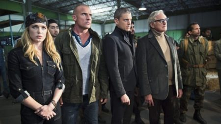 DC?s Legends of Tomorrow comienza a rodar su cuarta temporada ...