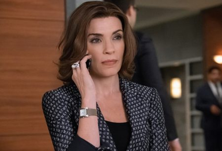 Julianna Margulies confiesa que estuvo a punto de tener un cameo en The Good Fight