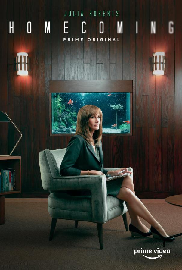Comic-Con 2018: Homecoming serie protagonizada por Julia Roberts ...