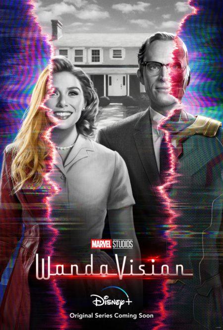 Disney+ lanza póster y primer tráiler de WandaVision - Series Adictos